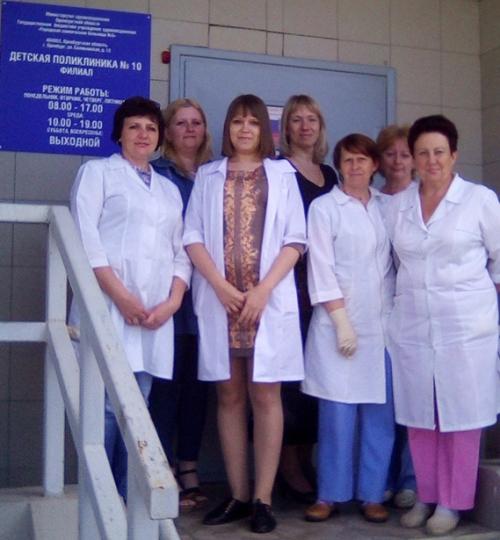 Ольга, думаете на других участках педиатры лучше, да они все немного с